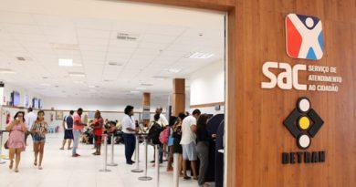 Em 2019, o Departamento Estadual de Trânsito da Bahia (Detran-BA) reduziu despesas de custeio e suspendeu contratos, o que gerou uma economia de R$ 31 milhões para os cofres do Estado. Houve o aumento de R$ 40 milhões na receita da autarquia. Os resultados permitiram avanços no órgão, com destaque para a otimização dos serviços e qualificação dos servidores.