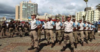 Governo envia à Assembleia projeto para acelerar promoções da PM e dos Bombeiros