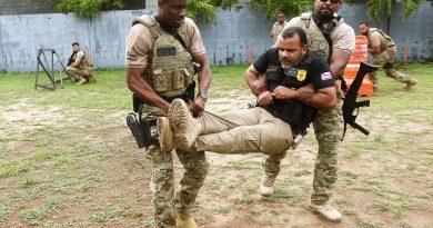 Polícia Civil treina agentes para atendimento pré-hospitalar em operações especiais