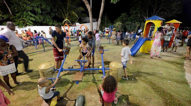 Prefeitura investe R$ 1,6 milhão em academias ao ar livre em cinco anos