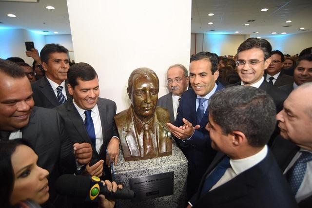 """""""Empregos para o povo e R$ 500 milhões por ano na nossa economia"""", diz Bruno Reis sobre Centro de Convenções"""