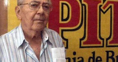 Dono da cachaça Pitú morre aos 91 anos