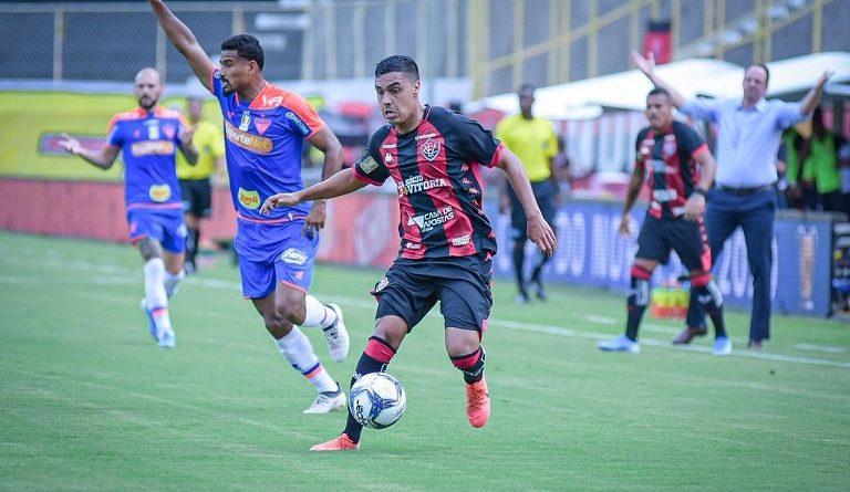 Vitória estreia na Copa do Nordeste com empate sem gols diante do Fortaleza
