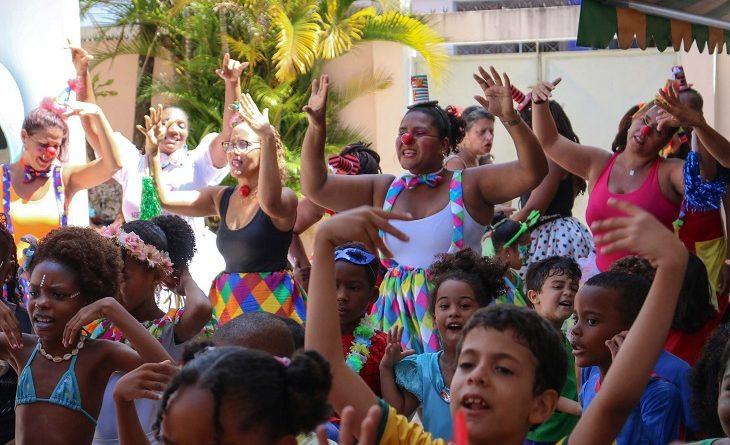 Prefeitura vai realizar Bailinho de Carnaval para crianças nos bairros