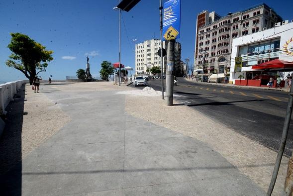 Prefeitura retoma obras próximas aos circuitos do Carnaval