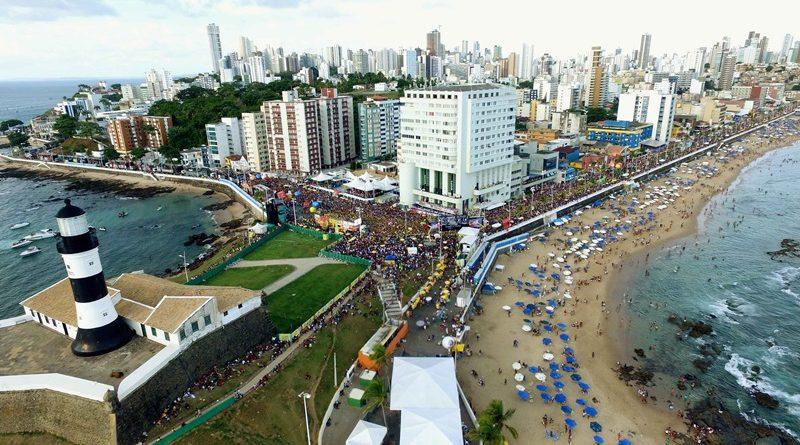 Carnaval também é sinônimo de trabalho e renda para muita gente