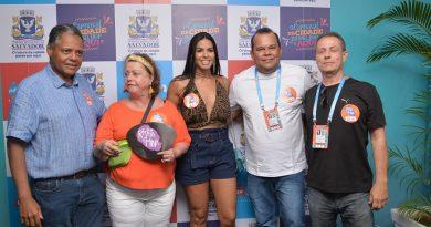 """Geraldo Júnior destaca """"festa  Voltada para o folião pipoca"""""""