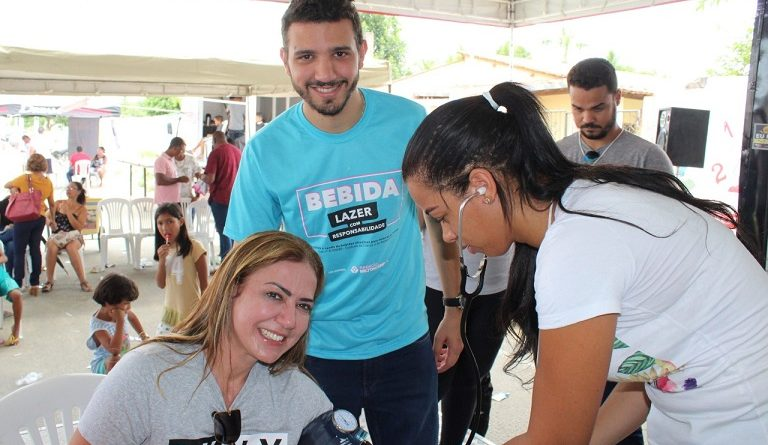 Jovens Progressistas realizam segunda edição do projeto Ação e Cidadania no bairro Arnaldão