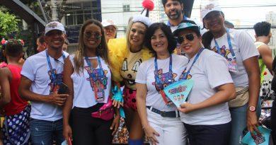 """Campanha """"Criança protegida, entre nesse bloco"""" é lançada no Carnaval"""
