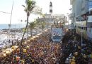 Abertura oficial do Carnaval acontece nesta quinta-feira (20) no Farol da Barra