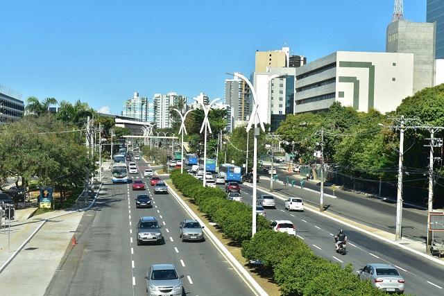 Salvador tem menor índice de residentes mortos no trânsito dentre as capitais