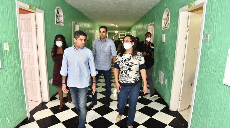 Nova unidade oferta 160 vagas de acolhimento a pessoas em situação de rua na Boca do Rio