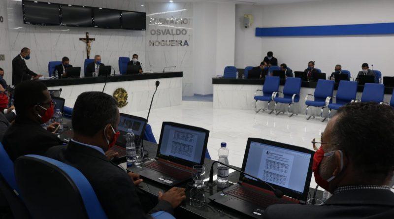 Vereadores aprovam projetos importantes para fortalecer combate ao novo Coronavírus em Camaçari