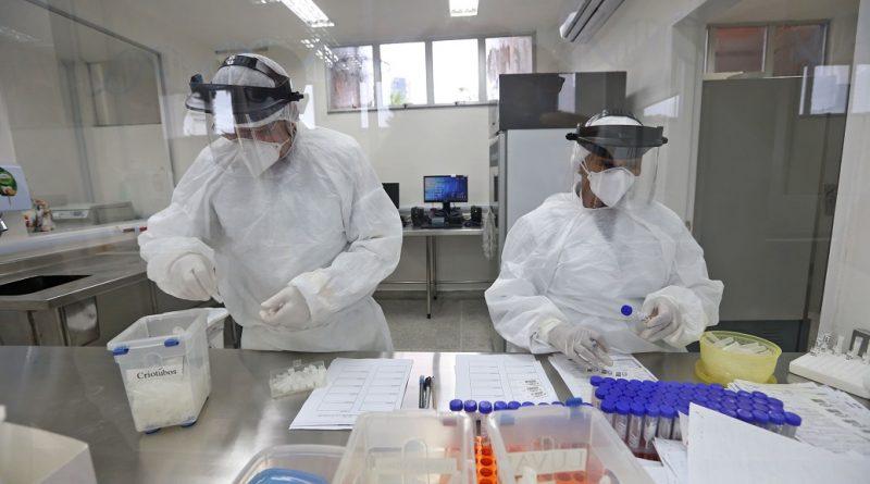Bahia registra 1.231 casos novos de Covid-19 e 61 óbitos em 24 horas