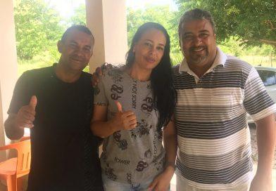 Várzea Nova:  Nilton Moreira e Val da Piscina anunciam apoio à pré-candidatura de Daiane da Social