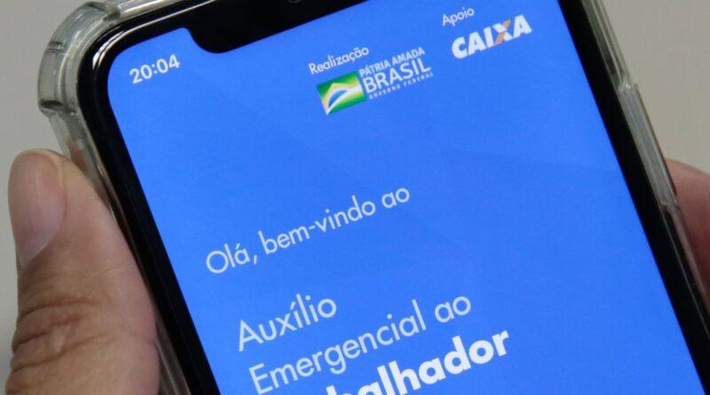 Governo federal aprova auxílio emergencial para 196 mil pessoa