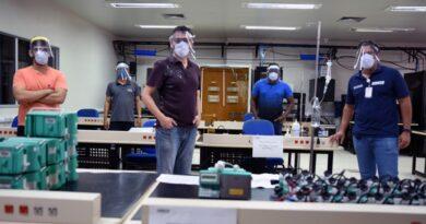 Senai Cimatec já recuperou 100 bombas de infusão de UTIs do Hospital Espanhol