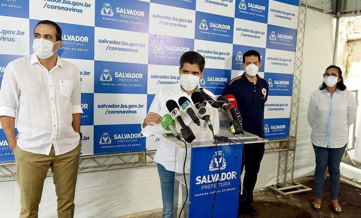 Terceiro gripário passa a funcionar na UPA Pirajá/Santo Inácio