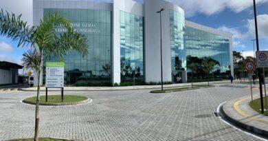 Hospital Geral Clériston Andrade 2, em Feira de Santana, tem selo de eficiência energética e biossegurança