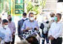 Nelson Leal participa, ao lado do governador Rui Costa e do prefeito ACM Neto, da solenidade comemorativa ao 2 de Julho