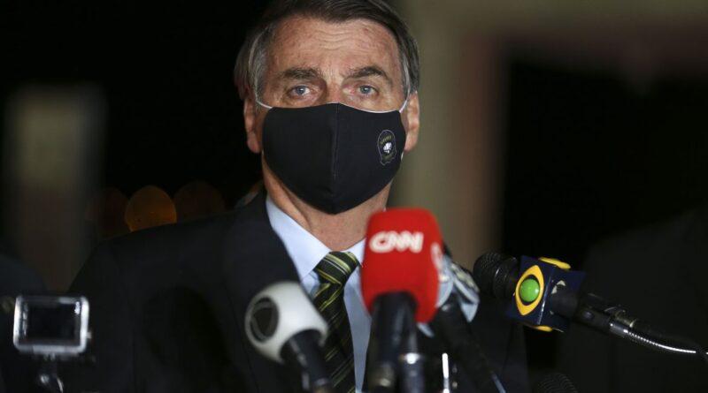 Após teste de coronavírus, Bolsonaro cancela agenda da semana