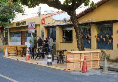 Salvador já tem restaurantes ocupando espaço público com autorização