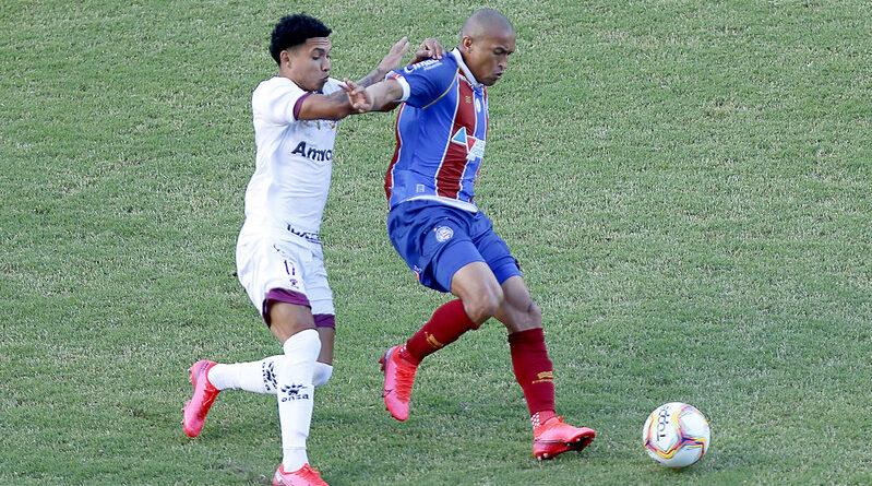 Bahia e Atlético estão na final do Campeonato Baiano 2020; primeiro jogo será na quarta-feira