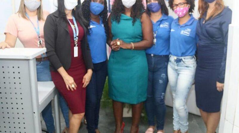 Ireuda Silva e Bruno Reis lançam SIMM Mulher para aumentar inserção feminina no mercado de trabalho