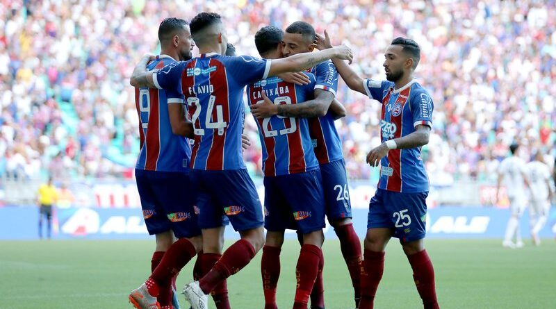 Bahia vence o Atlético-BA nos pênaltis e conquista o Campeonato Baiano