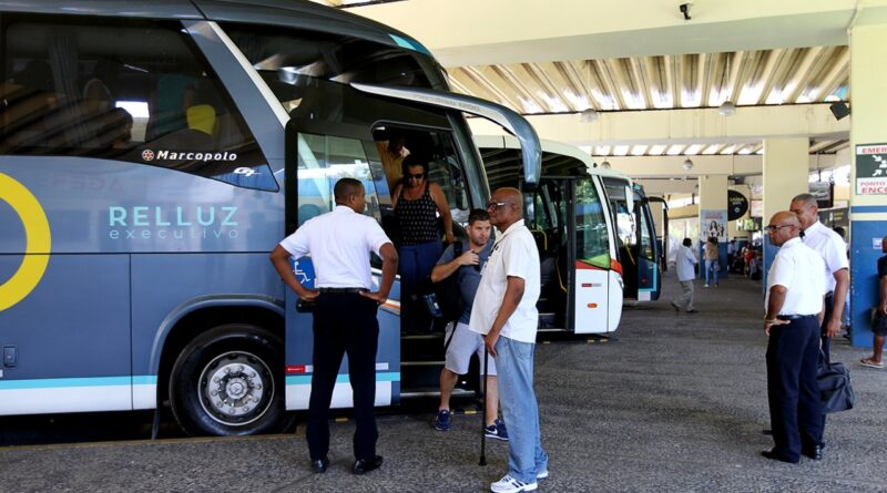 Flexibilização do transporte intermunicipal é iniciada na Bahia