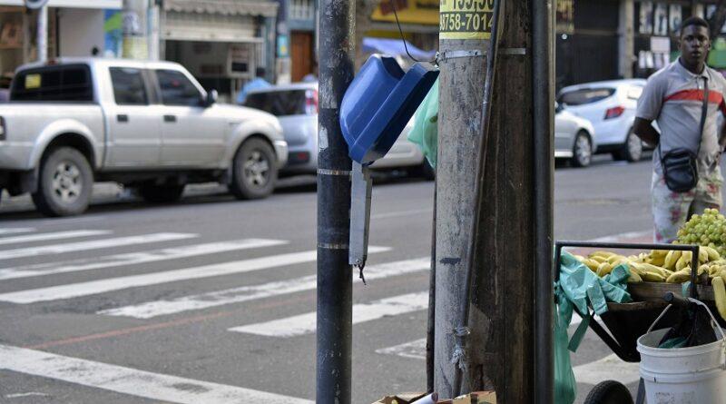 Vandalismo causa prejuízo de R$ 1,7 milhão para Salvador