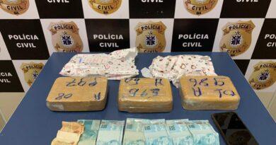 Polícia  impede envio de cocaína via transportadora em Vitória da Conquista