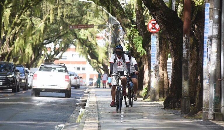 Salvador celebra Dia Mundial Sem Carro incentivando bike e transporte público