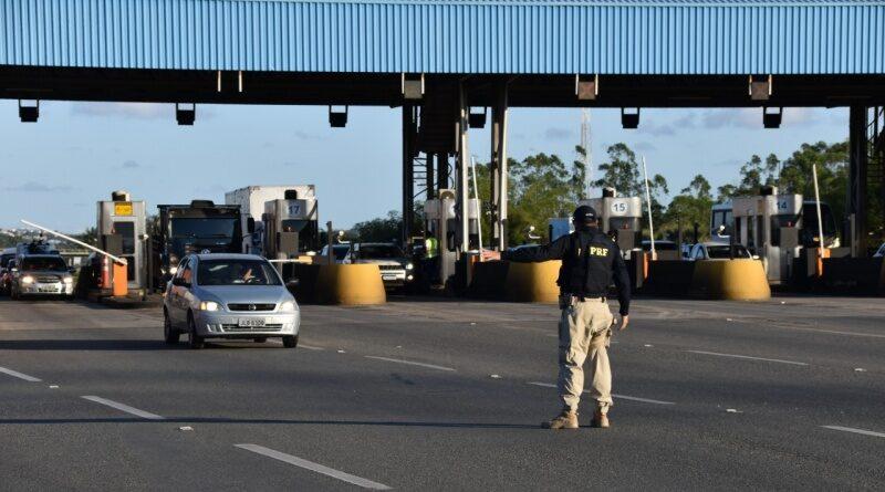 PRF na Bahia inicia ações da Semana Nacional de Trânsito 2020
