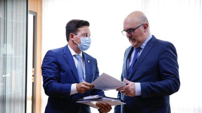 João Roma pede ao ministro da Educação instalação de instituto federal na região da Bacia do Jacuípe