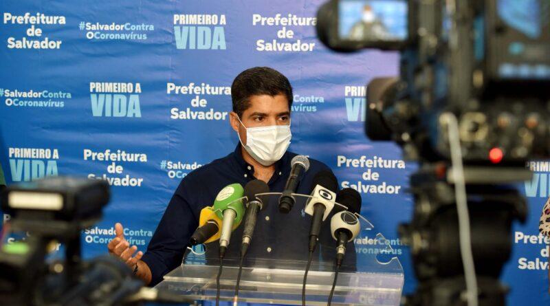 Prefeitura começa a desativar leitos exclusivos para tratar pacientes com a Covid-19