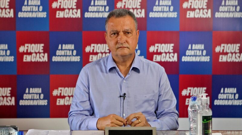 Governo prorroga o lockdown na Bahia até quarta-feira