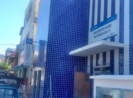 Prefeito ACM Neto inaugura USF no KM 17 em Itapuã, em obra com emenda do vereador Odiosvaldo