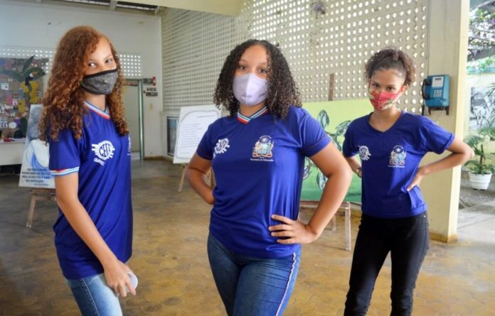 Comunidades escolares do Barbalho e Caixa D´Água participam de testagens para coronavírus na segunda-feira