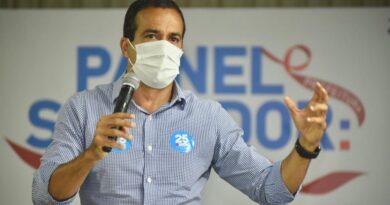 Bruno Reis quer turbinar agenda de eventos para reaquecer turismo e gerar empregos no pós-pandemia