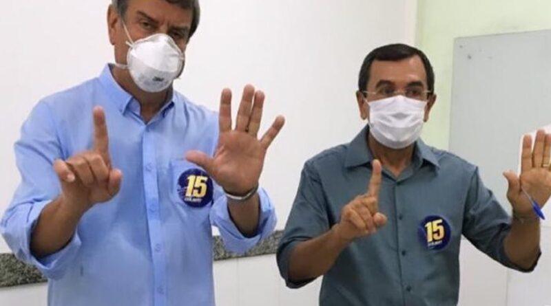 Eleições 2020: Colbert Martins é reeleito prefeito de Feira de Santana