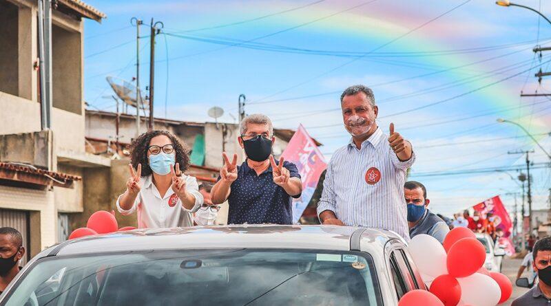 Apesar das derrotas, governador Rui Costa parabeniza Zé Neto e Zé Raimundo