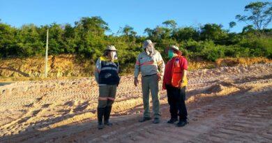 Defesa Civil do Estado diz que não há risco  de rompimento de barragem da Yamana Gold em Jacobina