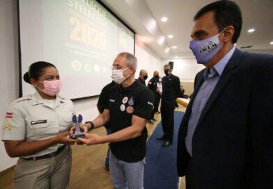 Forças de segurança premiadas por redução em tempo de atendimento