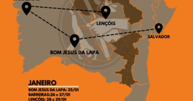 Salvaguarda da Capoeira chega em Bom Jesus da Lapa, Barreiras e Lençóis