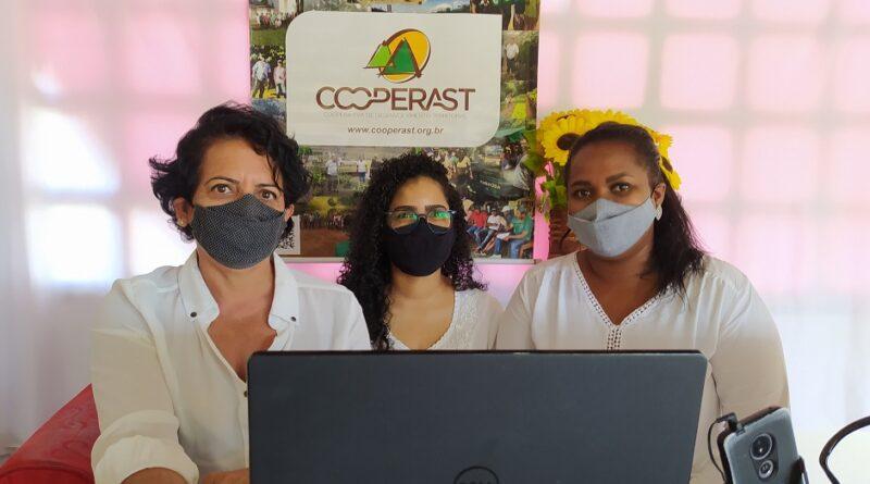 Oficina de capacitação: Fortalece a Agricultura Familiar no sul da Bahia.