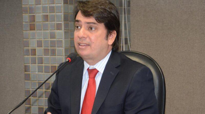 Deputado Pedro Tavares lamenta ataque a banco em Lagoa Real