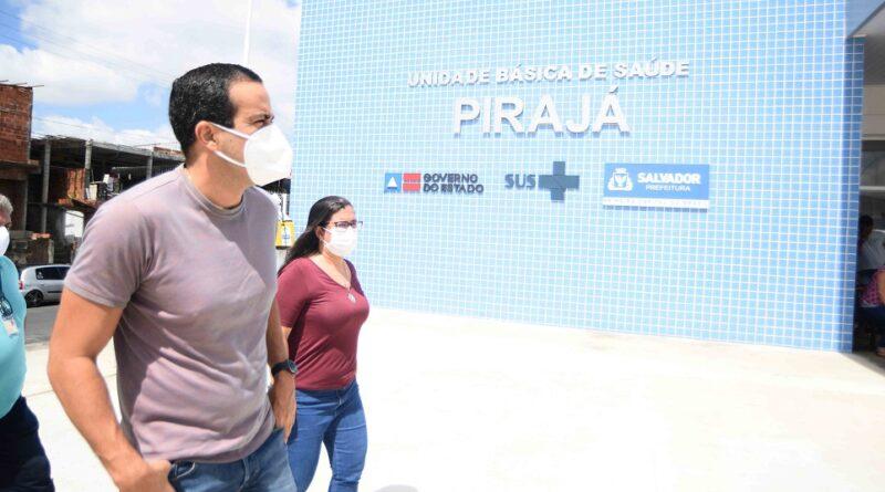 Ações tornam estratégia de vacinação mais rápida e eficiente em Salvador